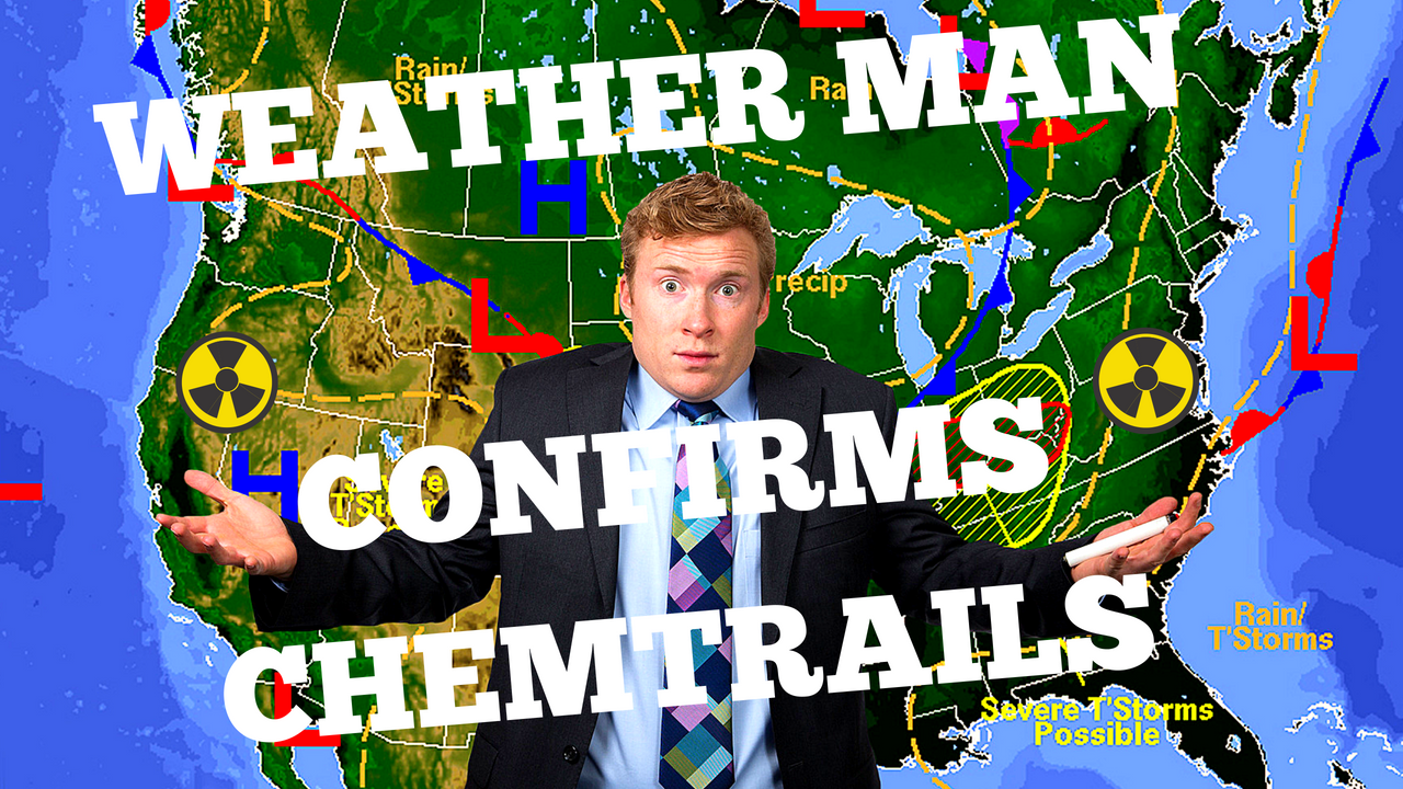 Former Marine Weatherman CONFIRMS Military Dumping Chemtrails